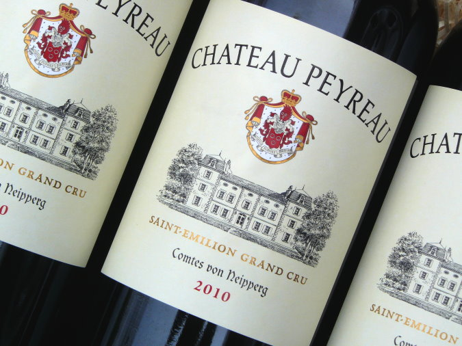 chateau peyreau 2010